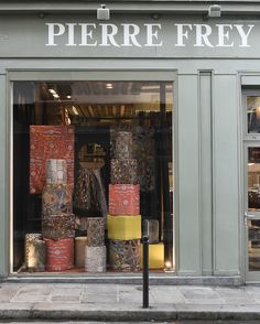 1000 images about showroom in paris on pinterest pierre frey showroom and - Pierre frey rue du mail ...