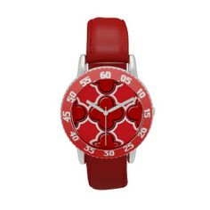 ==>>Big Save on          	Clover Pattern 2 Red Wrist Watch           	Clover Pattern 2 Red Wrist Watch we are given they also recommend where is the best to buyHow to          	Clover Pattern 2 Red Wrist Watch lowest price Fast Shipping and save your money Now!!...Cleck Hot Deals >>> http://www.zazzle.com/clover_pattern_2_red_wrist_watch-256213215483308138?rf=238627982471231924&zbar=1&tc=terrest