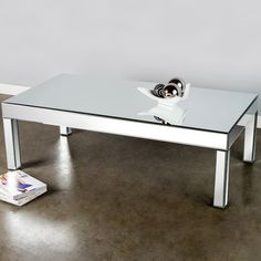 I pinned this Adele Coffee Table from the Lowrey & Lane event at Joss and Main!$355--Tables-Concept Candie Interiors