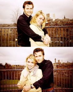 the 10th Doctor & Rose doctor-doctor