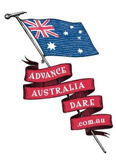Australia Day Posters | Fun & Free Stuff | Having Fun | Australia Day