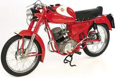 DUCATI 125 Turismo Special (1957 - 1960)