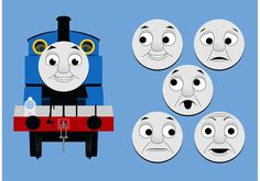 Thomas the Train Template - - Yahoo Image Search Results