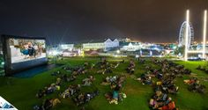The Galileo Open Air Cinema you to a magical outdoor movie experience, don't miss this summer bucket list activity… book your seat under the stars today! Open Cinema, Cape Town Tourism, Lakeside Camping, Best Banner Design, V&a Waterfront, Outdoor Cinema, Drive In Theater, Outdoor Venues, Beautiful Places To Visit