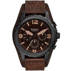 f864b9105deffe Orologio Fossil Uomo Nate JR1511 Cronografo Quartz ... in vendita online su  Crivellishopping.