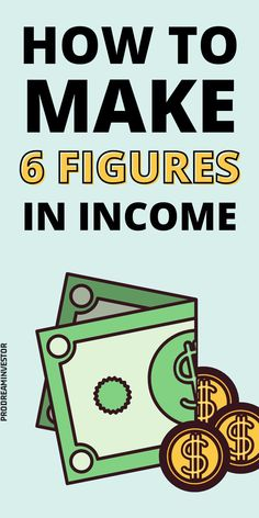 Learn how much is 6 figures and how to reach a six-figure salary. Discover jobs with a 6 figure potential that require or don't require a degree. #6figuresincome