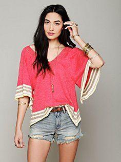 Petal Top in clothes-tops