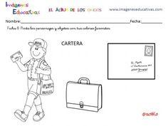 Cuadernillo de trabajo Álbum de los oficios (9)
