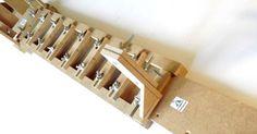 Мастерская OLES: стапели и держатели киля для судомоделизма/ Slipway for models of the ship