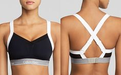 cd15da6e18 Calvin Klein Underwear Sports Bra - Flex Motion Convertible High Impact   QF1085 Calvin Klein