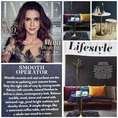 home-lust.com features in Irish interiors magazines and Irish design blogs We were so very happy to find our wares in the IMAGE Magazine Ireland #Lifestyle pages this month. This gorgeously designed issue stars the beautiful Maia Dunphy, curator of the refreshingly honest The M Word family and parenting blog, among other things, dressed in this stunning Helen Cody couture dress. See image.ie. Country Magazine, Irish Design, Interiors Magazine, Design Blogs, Autumn Home, Lust, Magazines, Ireland, Parenting