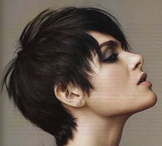 hairstyles you can do with a pixie cut