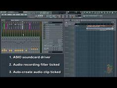 Audio Recording Playlist / Disk vocal recording