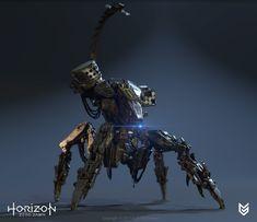 Horizon Zero Dawn - Art Dump
