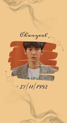 made by me   #exo #kpop #chanyeol #sehun #baekhyun #lay #suho #kai #chen #xiumin #d.o #wallpaper #lockscreen #aesthetic #sarang