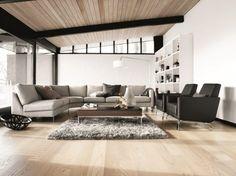 groe couchecke von boconcept ideen frs wohnzimmer wohnzimmereinrichtung livingroom home