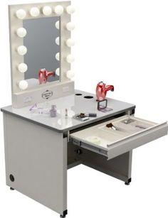 1000+ images about Vanity Set on Pinterest Vanity Desk, Black Vanity Set and Lighted Vanity Mirror