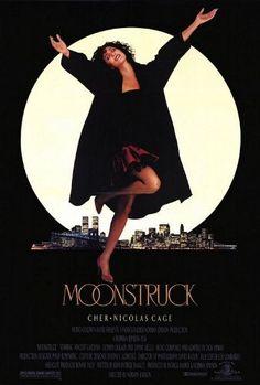 Moonstruck: Cher, Nicolas Cage, Vincent Gardenia, Olympia Dukakis