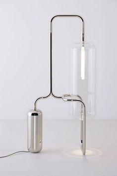 universal-blueprint:    Slow moves lamp by Bas Van Raay.