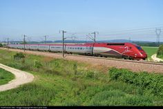 RailPictures.Net Photo: rame 4321 SNCF thalys at Ver- sur- Launette 60 Oise, France by oleon jean marc