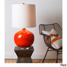 Charming Ceramic Lamp | Overstock™ Shopping - Great Deals on Table Lamps