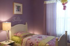 Brave Purple, 'harmony' by Sherwin Williams