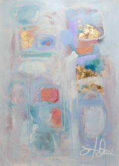 """Sarah Otts www.sarahotts.com """"A New Take B."""" 30x24 on paper"""