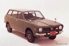 初代スバル レオーネ エステートバン4WD(1972年)