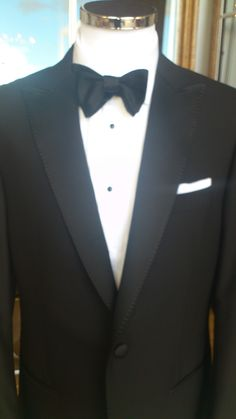Dinner suit by Tailors Row  Savile Row at your convenience