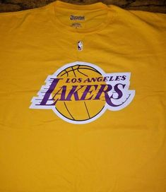ccee02fea8826f Los Angeles Lakers Basketball shirt Adult XL Official Exclusive NBA  Collection  NBAExclusiveCollection  LosAngelesLakers Nba