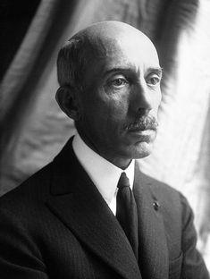 Alberto Santos Dumont - Agence de presse Meurisse - 1922