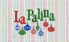 Type pattern: design by Paul Rand, 1957. Christmas   @thinkstudionyc  via @thetwaind