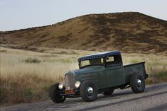 1933 Ford Pickup - Hot Rod Trucks at their finest!