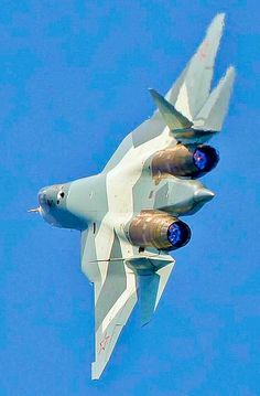 Russian Air Force T-50/ Su-57.