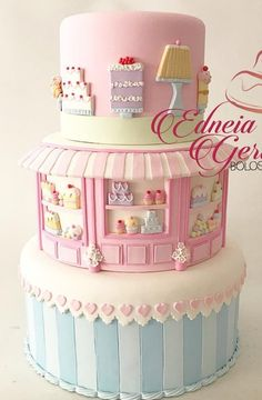 Candy Theme Birthday Party, Candy Birthday Cakes, Dummy Cake, Ice Cream Cone Cake, Beautiful Birthday Cakes, Chocolate Art, Drip Cakes, Cute Cakes, Celebration Cakes
