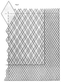 Jane Austin quilt layout