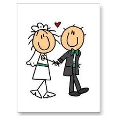 11 best clipart images baby dolls stick figures wedding cards rh pinterest com