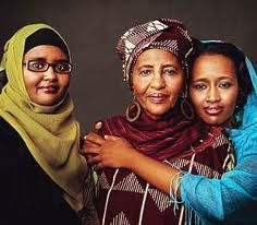 The courageous and inspirational Dr. Hawa Abdi. In war torn Somalia, Dr. Abdi was able to fight off warlords and provide health care and housing to thousands.
