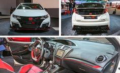 2016 Honda Civic Type R Photos and Info – News – Car and Driver