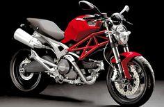 Best bikes for shorter riders: Ducati Monster