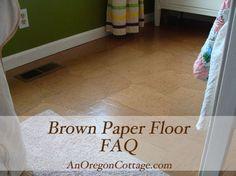 Paper-Floor-FAQ.....hmmm