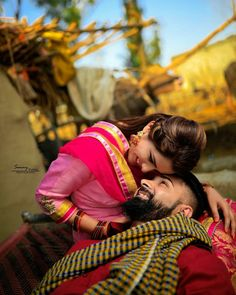 Punjabi love couple pic