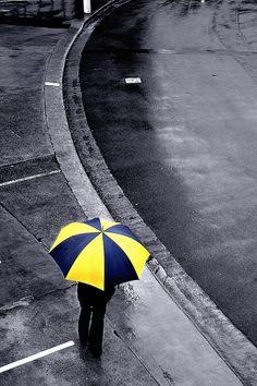 Rainy day feeling