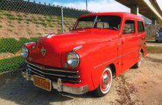 1950 Crosley Wagon w/ New Grille Design