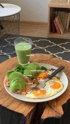 Think Food, I Love Food, Good Food, Yummy Food, Healthy Snacks, Healthy Eating, Healthy Recipes, Dinner Healthy, Healthy Menu