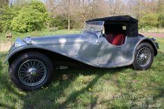 1937 Jaguar SS100 3.5 ltr. RHD