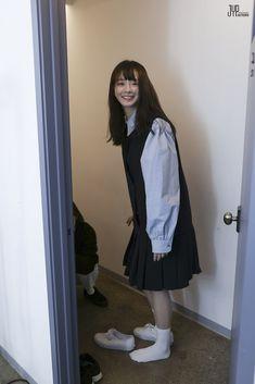 Ulzzang Fashion, Ulzzang Girl, Korean Fashion, Korean Short Hair, Korean Girl, Korean Aesthetic, Aesthetic Girl, Petty Girl, School Uniform Fashion