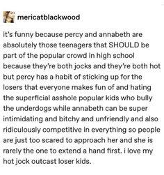 Percy Jackson Head Canon, Percy Jackson Ships, Percy Jackson Fan Art, Percy Jackson Memes, Percy Jackson Books, Percy Jackson Fandom, Percy And Annabeth, Annabeth Chase, Solangelo