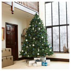 Tesco 7ft Luxury Regency Fir Christmas Tree | Christmas Trees ...