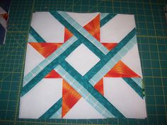 South Carolina Star quilt block - an original block from The Quilter's Cache/Marcia Hohn. Patchwork Patterns, Quilt Block Patterns, Pattern Blocks, Star Quilt Blocks, Star Quilts, Quilting Projects, Quilting Designs, Quilting Ideas, Snowman Quilt